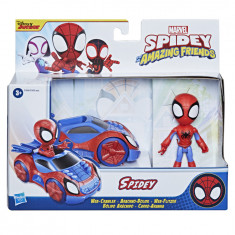 Spidey and His Amazing Friends Vehicle Assortment
