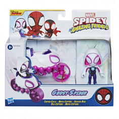 Ghost-Spider Copter Cycle