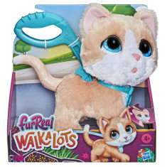 furReal Walkalots Big Wags Interactive Kitty Toy