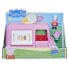Peppa Pig Peppa's Adventures Peppa's Ice Cream Truck Vehicle