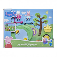 Peppa Pig Peppa's Adventures Peppa's Picnic Playset