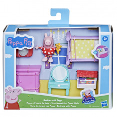 Peppa Pig Peppa's Adventures Bedtime with Peppa Accessory Set