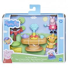 Peppa Pig Peppa's Adventures Tea Time with Peppa Accessory Set