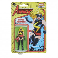 Hasbro Marvel Legends Retro 375 Carol Danvers