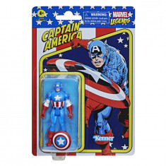 Hasbro Marvel Legends Retro 375 Captain America