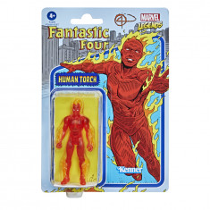 Hasbro Marvel Legends Retro 375 Human Torch