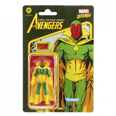 Hasbro Marvel Legends Retro 375 Collection Marvel's Vision