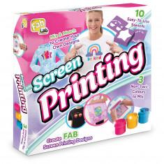 FabLab Screen Printing Kit