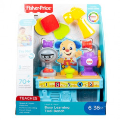 Laugh & Learn Busy Learning Tool Bench