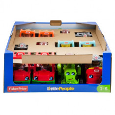 Fisher Price Little People Small Vehicles Assorted