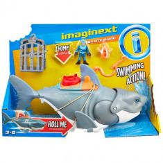 Imaginext Sharks Playset