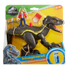 Imaginext Jurassic World Feature Asst