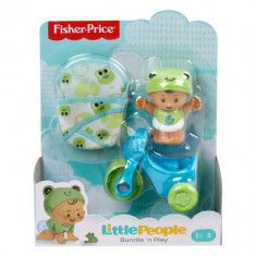 Fisher Price Baby Figure & Gear Assorted