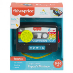 Fisher-Price Laugh & Learn Puppy's Mixtape