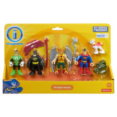 Imaginext DC Super Friends Heroes & Villians Assorted
