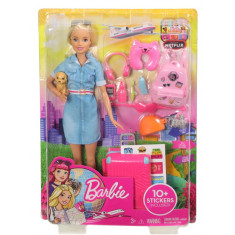 Barbie Doll Travel