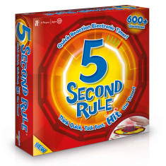 5 Second Rule Electronic