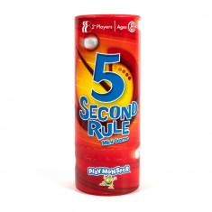 5 Second Rule Mini