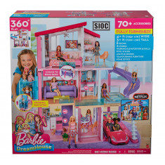 Barbie Dreamhouse Playset With Elevator
