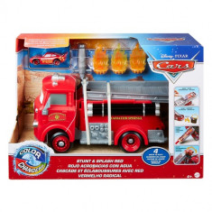 Cars Colour Changer Red Fire Truck