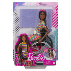 Barbie Wheelchair Doll African American