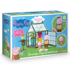 Peppa Pig Grandpa Pig's Greenhouse