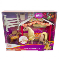 Spirit Untamed Stable Sweeties Playset