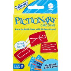 Pictionary Card Game CDU