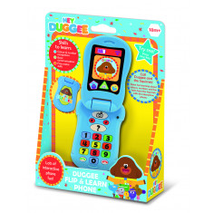 Hey Duggee Flip & Learn Phone