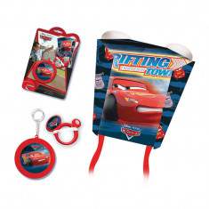 Disney Toy Cars Plastic Keyring Kite