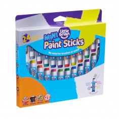 Paint Sticks Mini - 24 Assorted