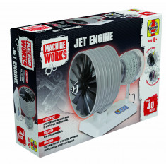 Machine Works Jet Engine
