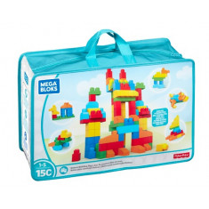 Mega Bloks Deluxe Building Bag 150 Pieces