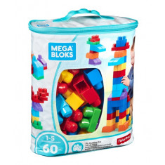 Mega Bloks Building Bag Assortment 60 Pieces