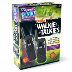 Science Mad Digital Walkie Talkies