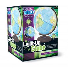 Science Mad Light Up Globe