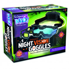 Science Mad Night Mission Goggles