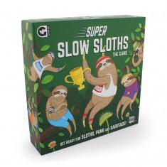 Super Slow Sloths Game