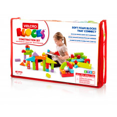 VELCRO® Brand BLOCKS 60 Piece Set