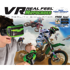 VR Real Feel - Motorcross