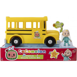 Cocomelon Musical Yellow School Bus Product Image