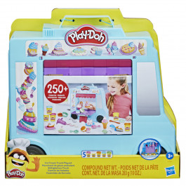Play-Doh Ice Cream Truck Playset Product Image