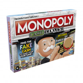 Monopoly Cash Decoder Board Game Product Image