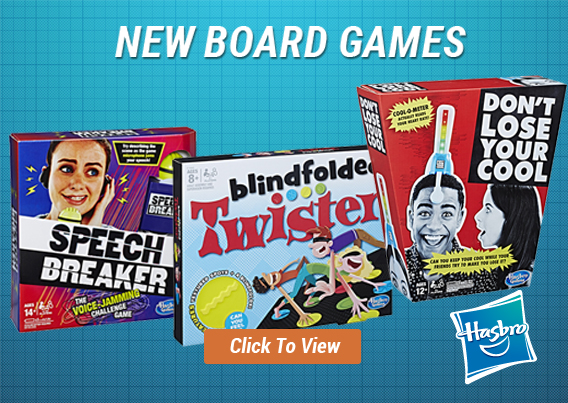 Board Game jul 2018