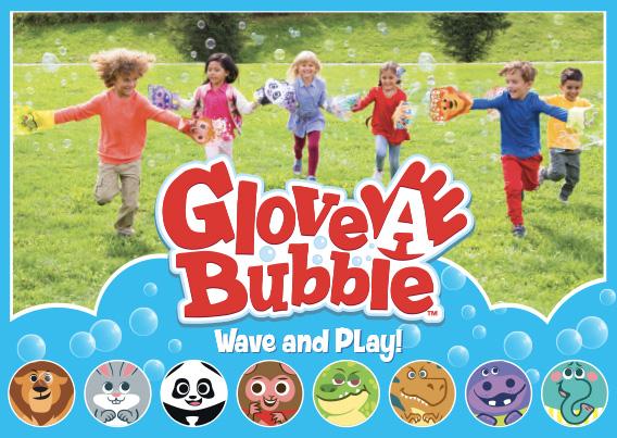 Glove a Bubble
