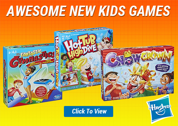 kids games jul 2018
